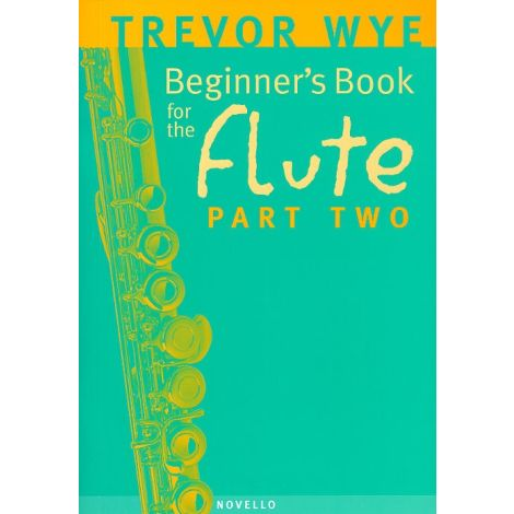 A Beginners Book For The Flute Part 2