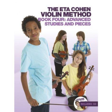 ETA COHEN VIOLIN METHOD BOOK 4 - SIXTH EDITION