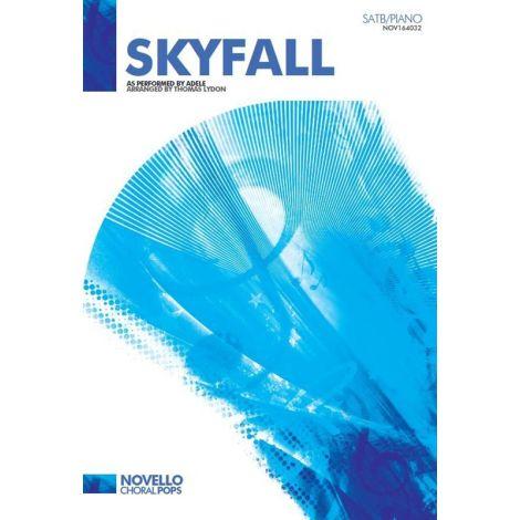 Adele: Skyfall (SATB)