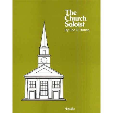 Eric Thiman: The Church Soloist - Eight Sacred Songs