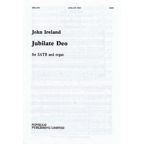 John Ireland: Jubilate Deo In F