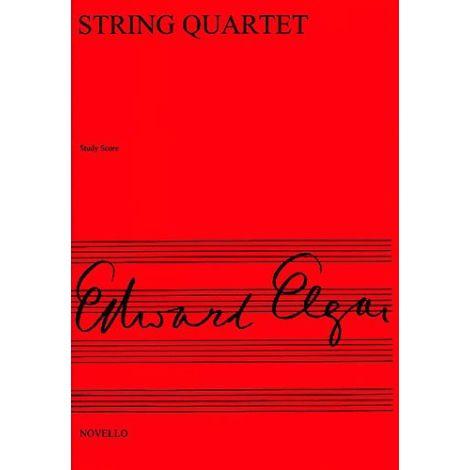 Elgar String Quartet Op83: Study Score
