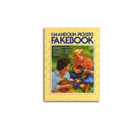 Mandolin Picker's Fakebook