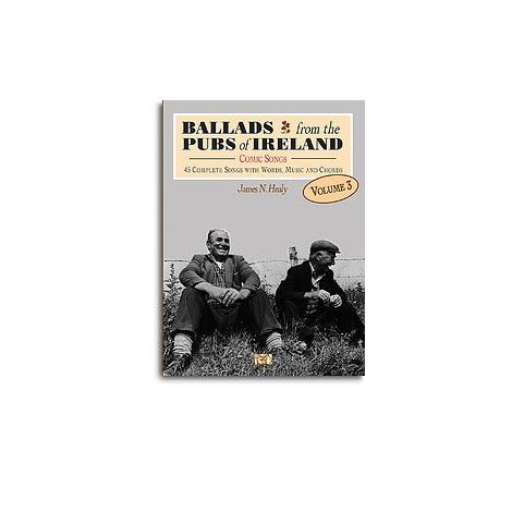 Ballads From The Pubs Of Ireland, Vol. 3