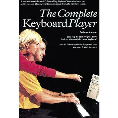 The Complete Keyboard Player: Omnibus Press Edition