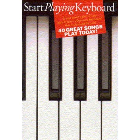 Start Playing Keyboard