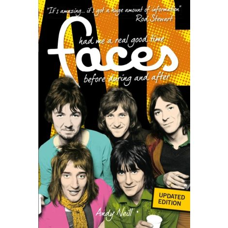 The Faces: Had Me A Real Good Time (Paperback)