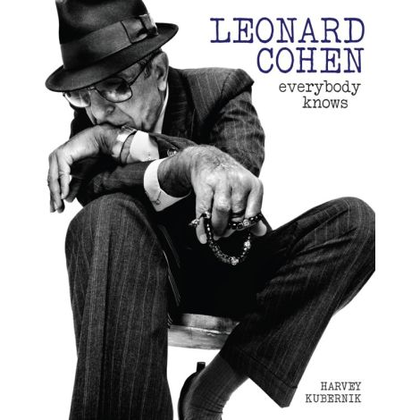 Harvey Kubernik: Leonard Cohen - Everybody Knows