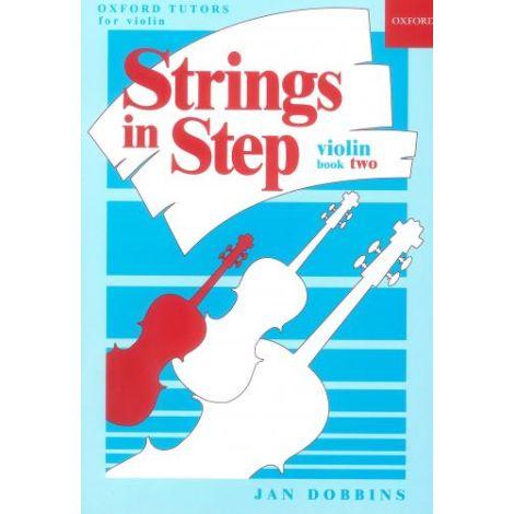 Dobbins: Strings in Step Violin Book 2
