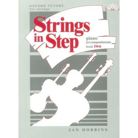 Dobbins: Strings in Step Book 2 (Piano Accompaniments)