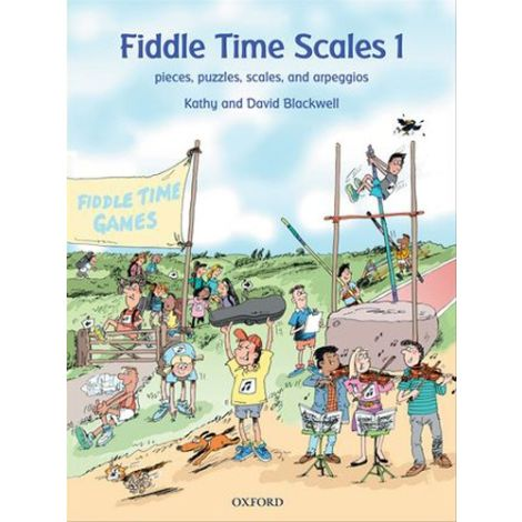 Fiddle Time Scales 1, Revised Edition (2012), Kath