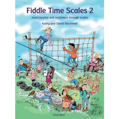 Fiddle Time Scales 2, Revised Edition (2012), Kath