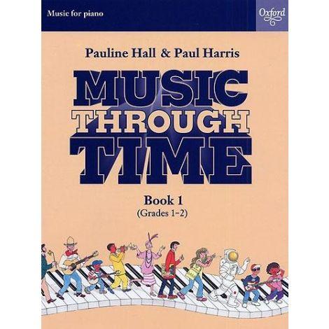 Music through Time - Piano Book 1, ed. Pauline Hal
