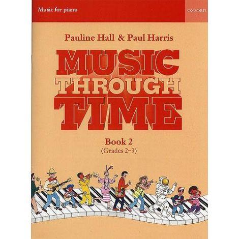Music through Time - Piano Book 2, ed. Pauline Hal