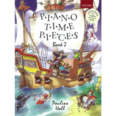 Piano Time Pieces 2 (New edition) Pauline Hall