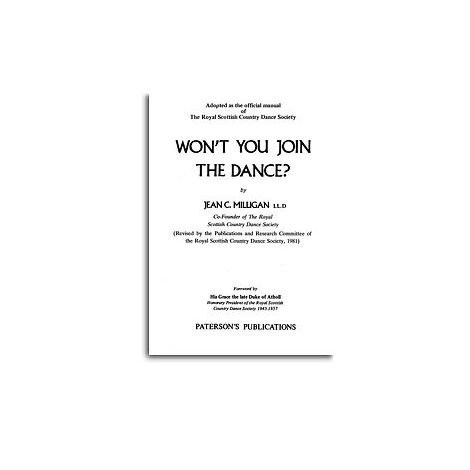 Jean C. Milligan: Won't You Join The Dance