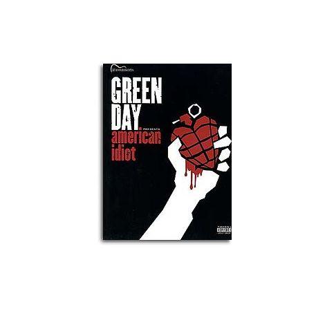 Green Day: American Idiot (TAB)