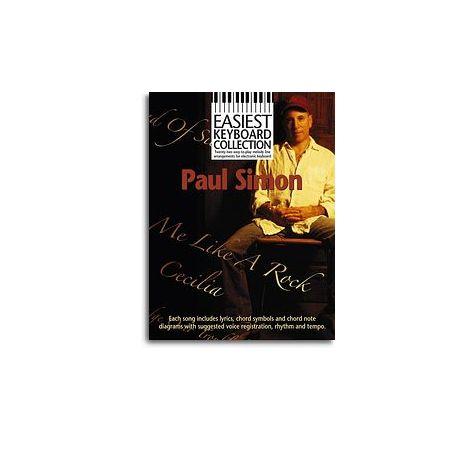 Easiest Keyboard Collection: Paul Simon