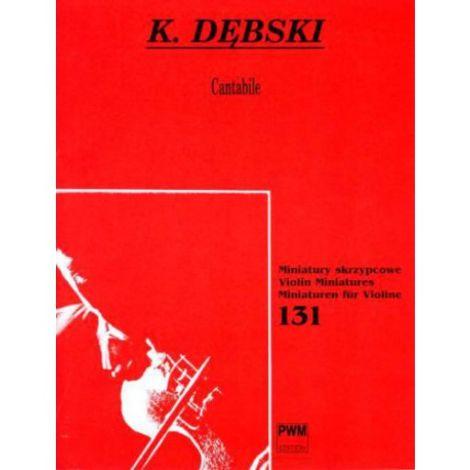Cantabile - violin & piano