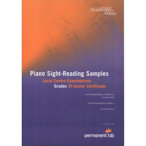 PIANO SIGHT READING GRADES 6-8 Royal Irish Academy