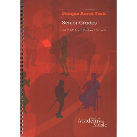 SPECIMEN AURAL TESTS SENIOR BOOK