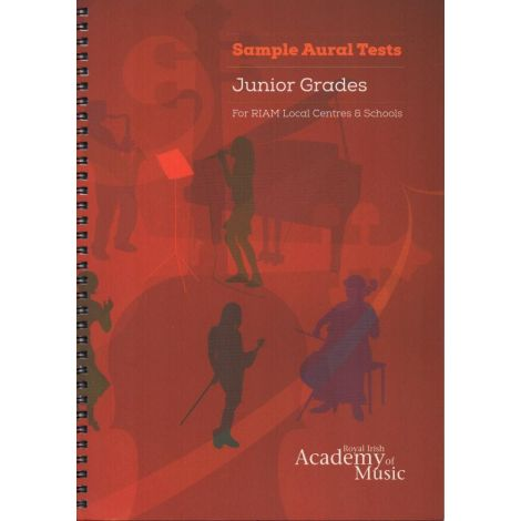 SPECIMEN AURAL TESTS JUNIOR BOOK
