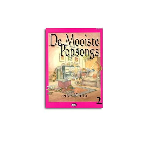 De Mooiste Pop Songs Vol 2 (PVG)