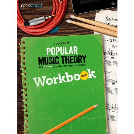 ROCKSCHOOL POPULAR MUSIC THEORY WORKBOOK GRADE 1 BK