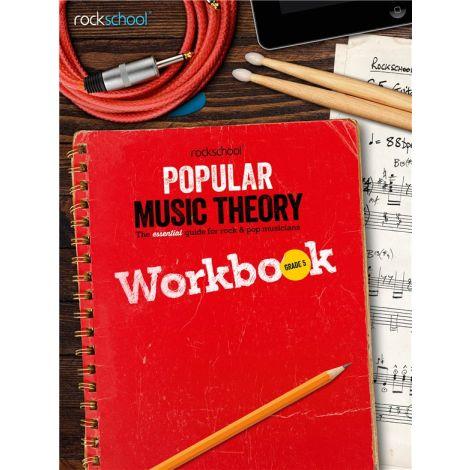 ROCKSCHOOL POPULAR MUSIC THEORY WORKBOOK GRADE 5 BK