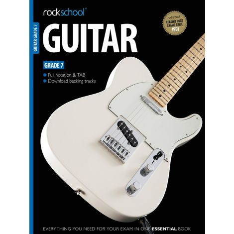 Rockschool Guitar - Grade 7 (2012-2018)