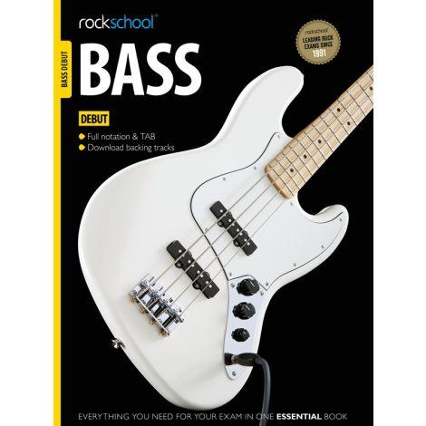 Rockschool Bass - Debut (2012-2018)