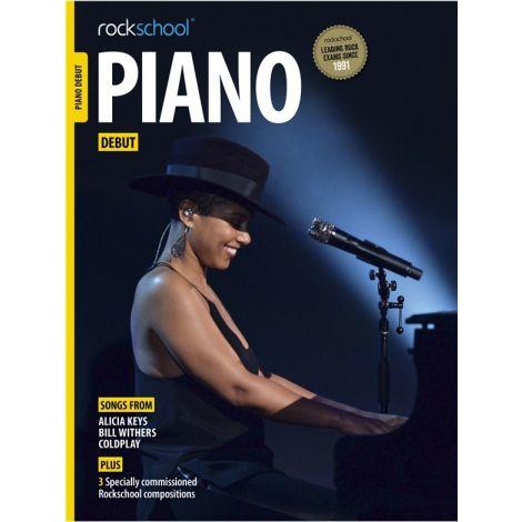 ROCKSCHOOL PIANO DEBUT 2015-2018 PF BK