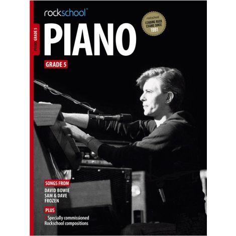 ROCKSCHOOL PIANO GRADE 5 2015-2018 PF BK