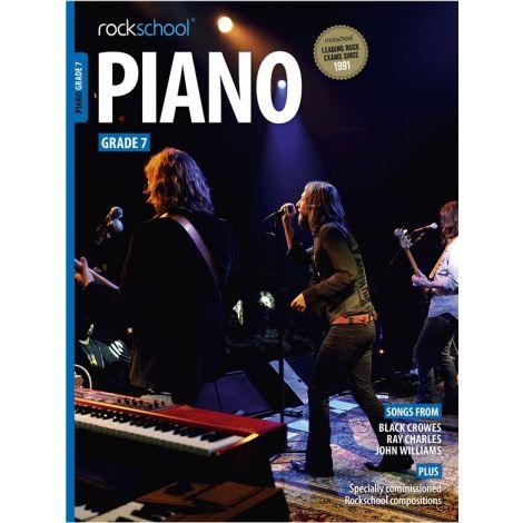 ROCKSCHOOL PIANO GRADE 7 2015-2018 PF BK