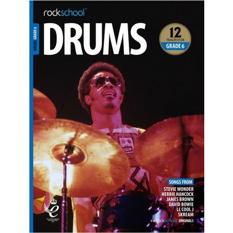 Rockschool Drums Grade 6 (2018)