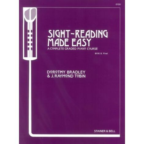 Sight Reading Made Easy Book 8 (Piano Sight-readin