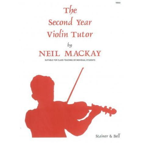 Mackay: Second Year Violin Tutor