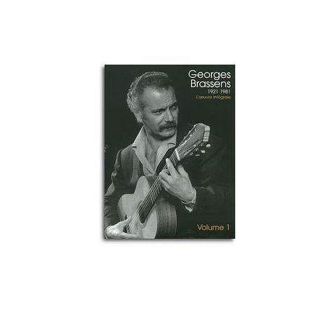 Georges Brassens 1921-1981: L'oeuvre Int闂佽偐鍘у畷ale - Vol.1