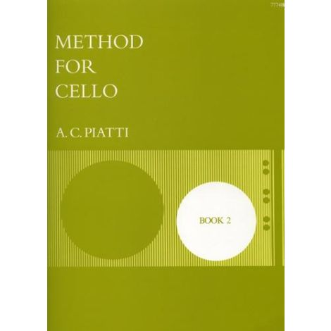 Cello Method Book 2
