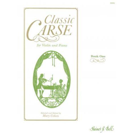Classic Carse Book 1  (Violin & Piano)