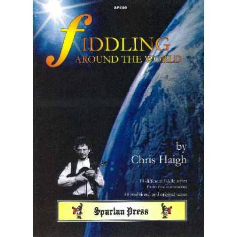 Fiddling Around The World by Chris Haigh