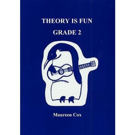 Theory is Fun Grade 2, Maureen Cox