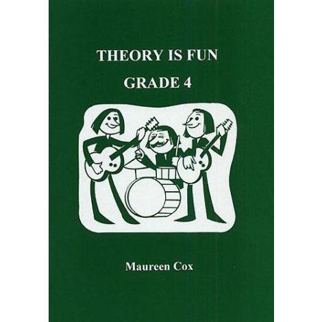 Theory is Fun Grade 4, Maureen Cox