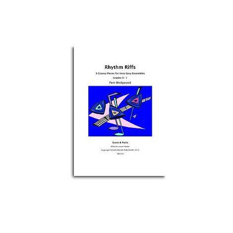 Pam Wedgwood: Rhythm Riffs - Easy Ensemble