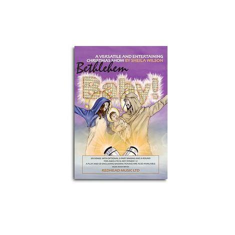 Sheila Wilson: Bethlehem Baby! - Music Book
