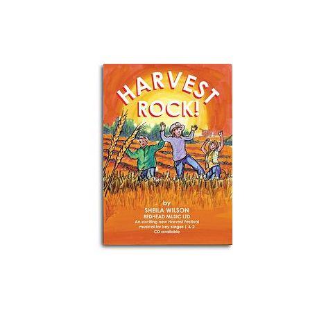 Sheila Wilson: Harvest Rock! (Teacher's Book)