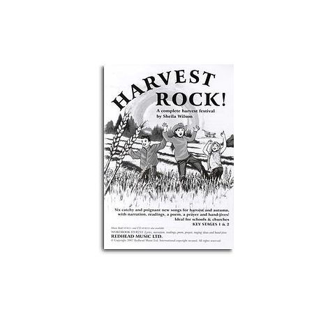 Sheila Wilson: Harvest Rock! (Wordbook)