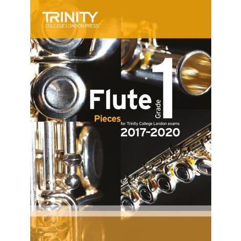 Trinity Flute Exam Pieces Grade 1 2017闂2020 (Score & Part)