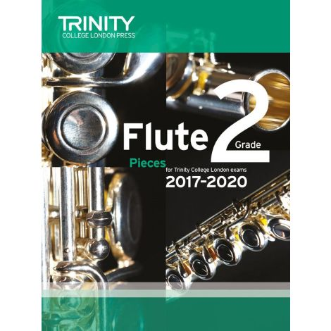 Trinity Flute Exam Pieces Grade 2 2017闂2020 (Score & Part)
