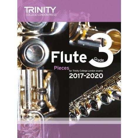 Trinity Flute Exam Pieces Grade 3 2017闂2020 (Score & Part)